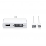 Apple Mini DisplayPort to Dual-Link DVI Adapter