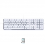 Apple USB Keyboard (Us/Thai) A1048 , คียบอร์ด USB A1048 อังกฤษ-ไทย