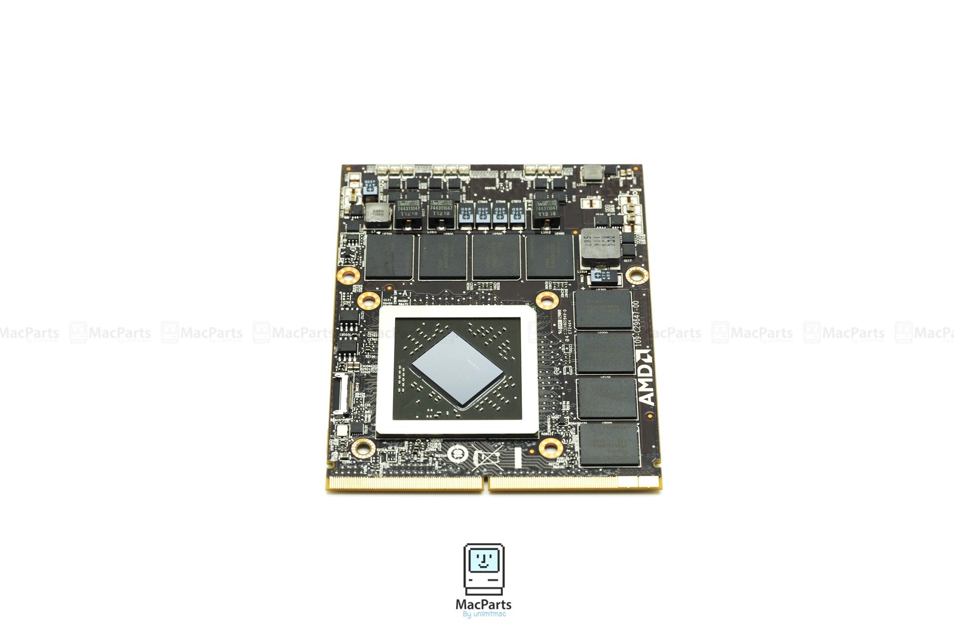 661-5969 GRAPHICS,AMD RADEON 6790M,2GB iMac (27-inch, Mid 2011)