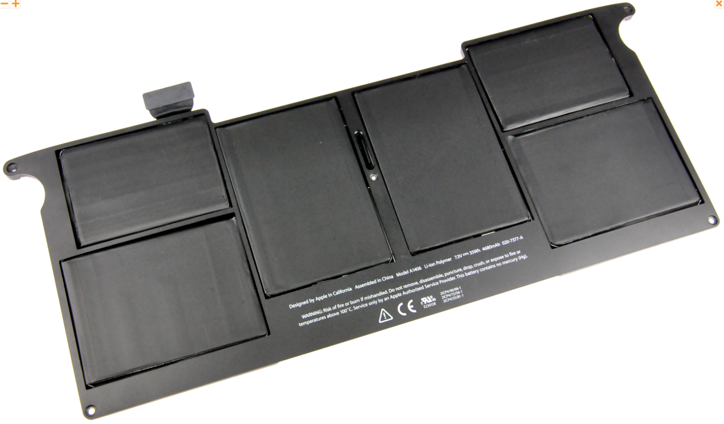 "661-7467 Battery For Apple Macbook Air 11"" Mid 2011 2012 2013 Early 2014 A1495"