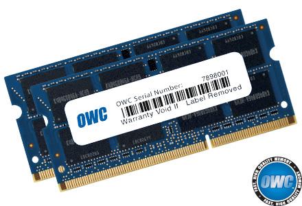 Ram 8GB KIT 1867MHZ DDR3 SO-DIMM PC3-14900 (4GBx2) สำหรับ iMac w/Retina 5K display (27-inch Late 2015)